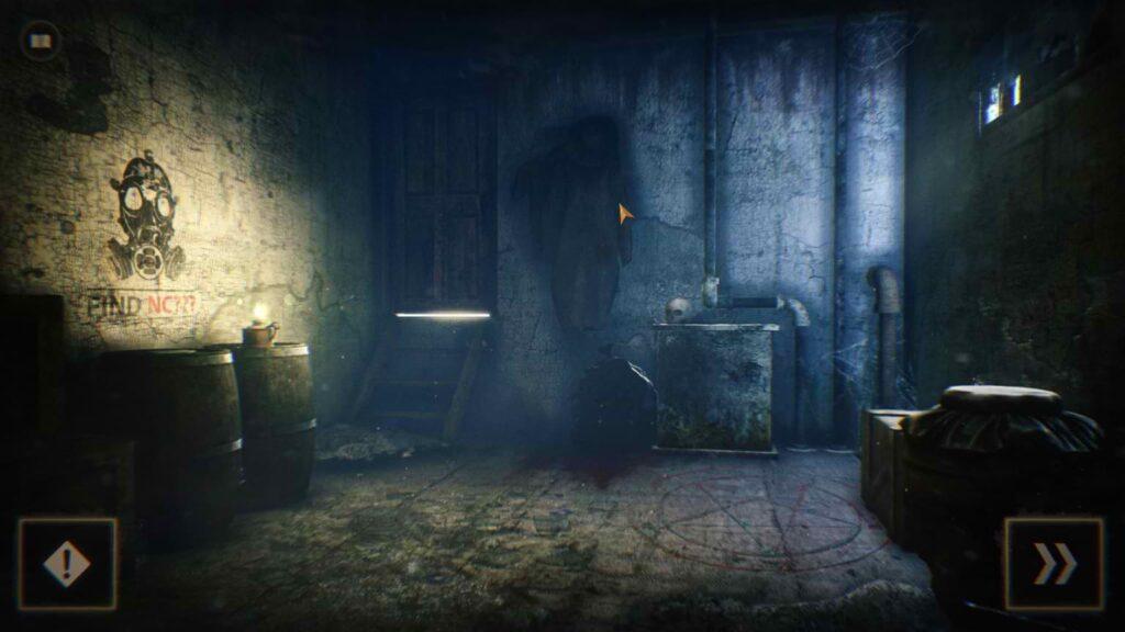 Dark Room - Basement