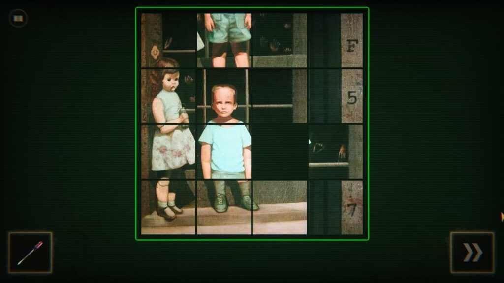 Dark Room - Creepy
