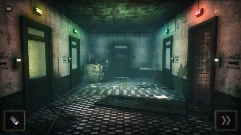 Dark Room - Enter the light