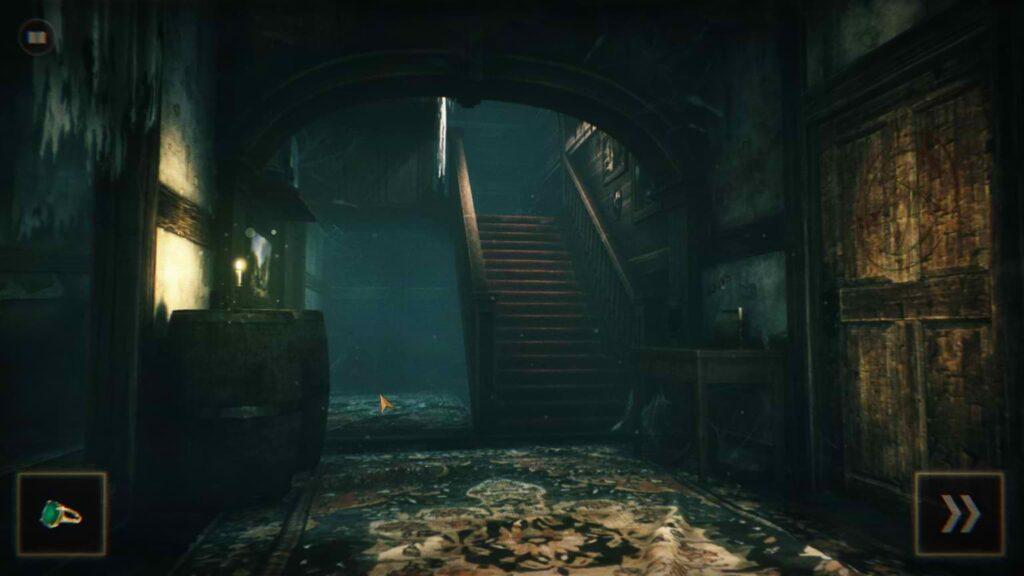 Dark Room - Hall