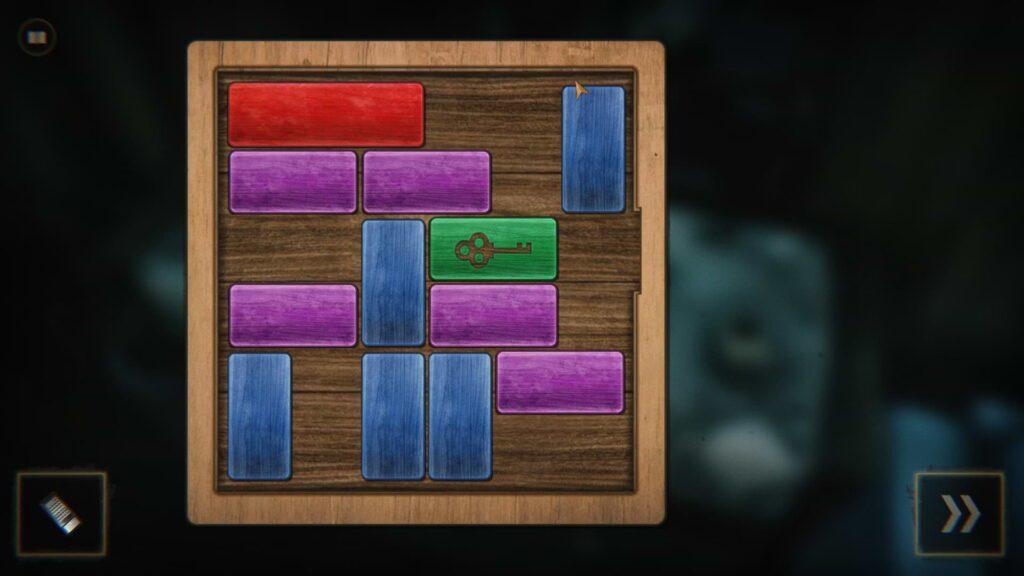 Dark Room - ID puzzle