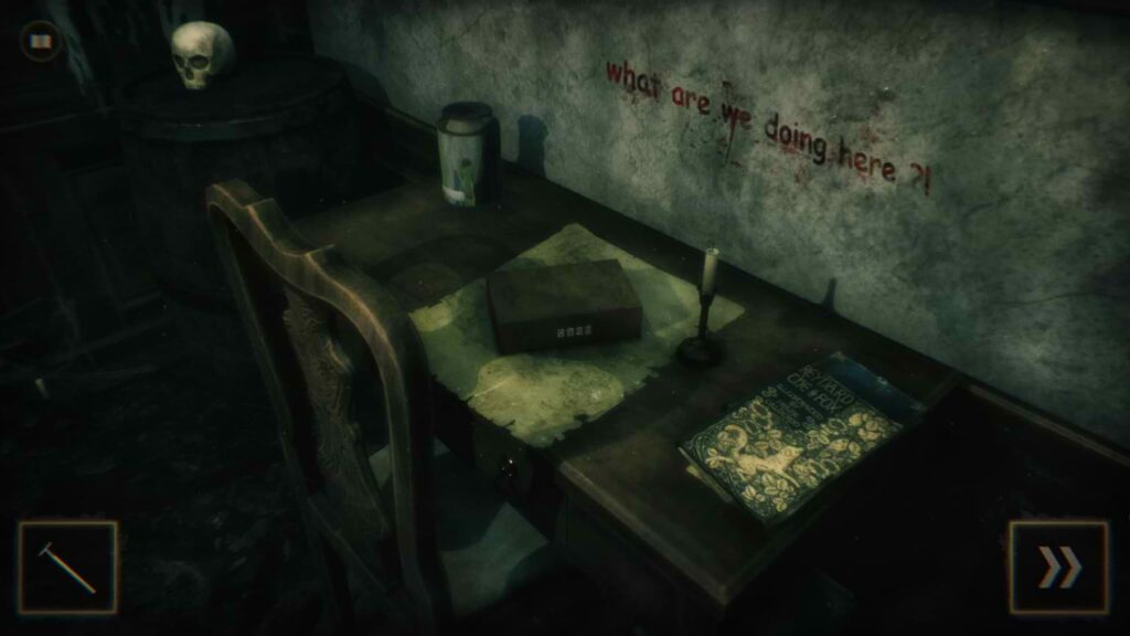 Dark Room - Landing combo