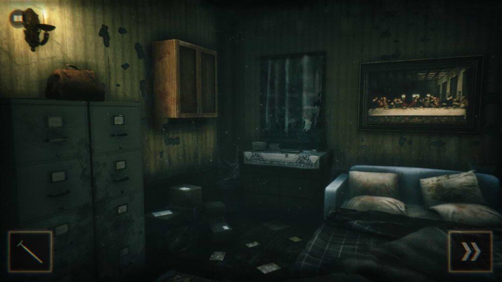 Dark Room - Suitcase