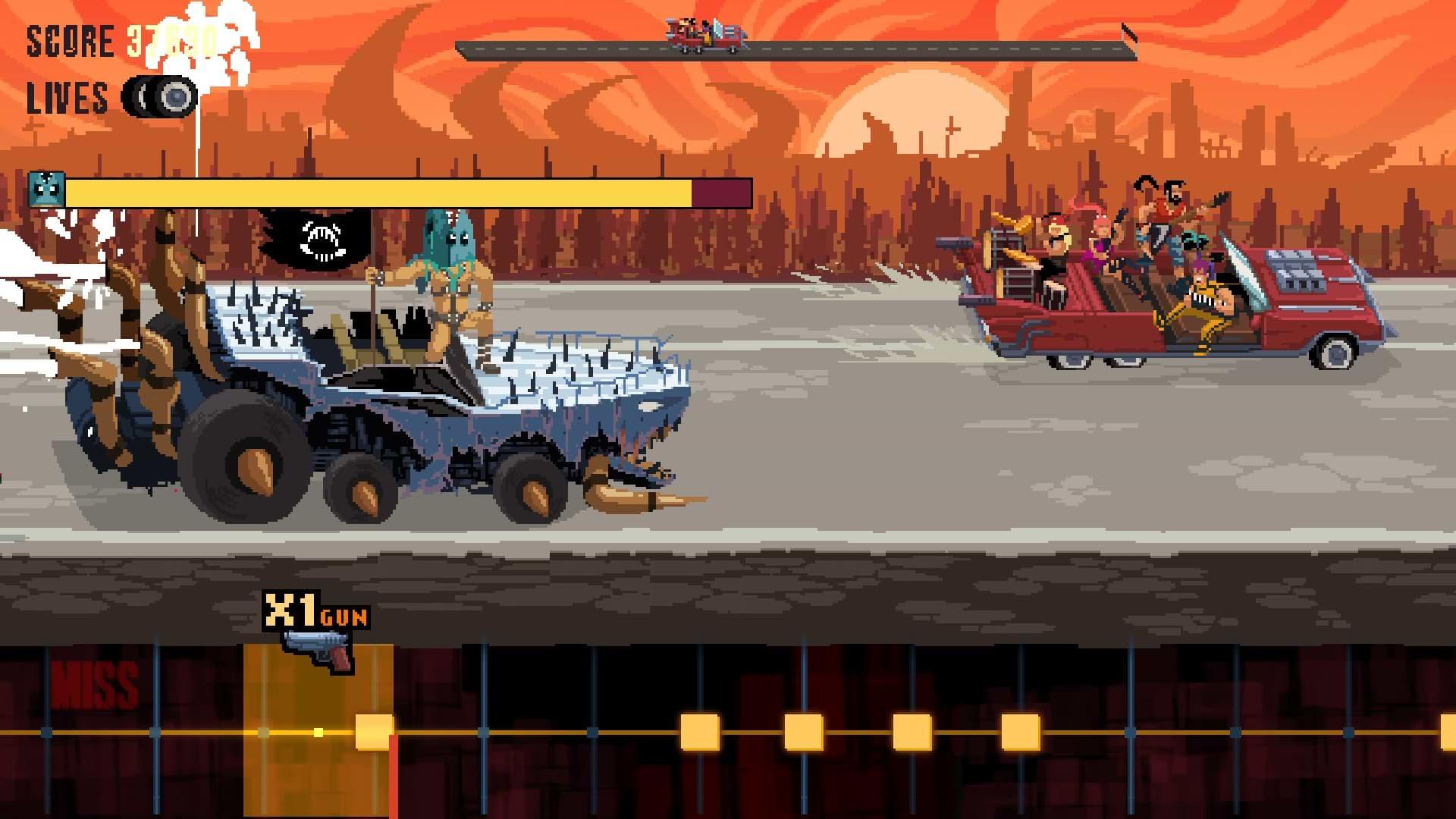 Double Kick Heroes - Max