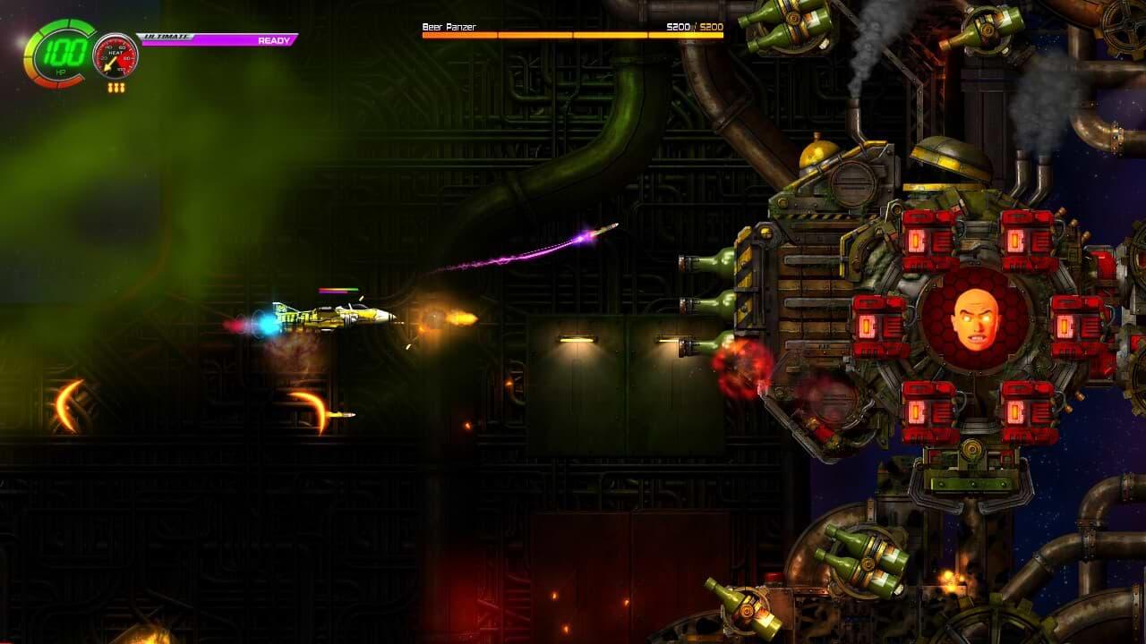 Jets 'n' Guns 2 Review