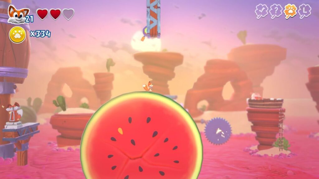 New Super Lucky's Tale - Watermelon