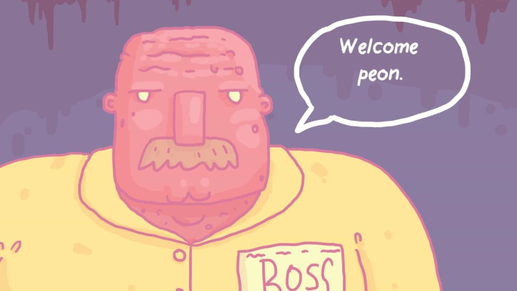Teenage Blob - Boss