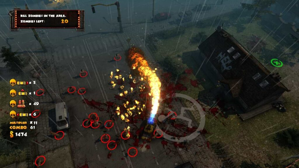 Zombie Driver Immortal Edition - Kill