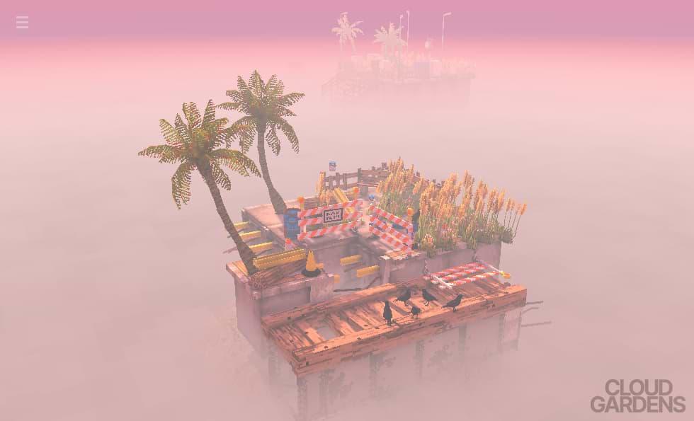 Cloud Gardens - Not Miami
