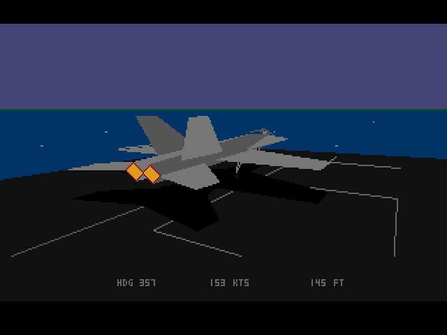 F/A 18 Interceptor