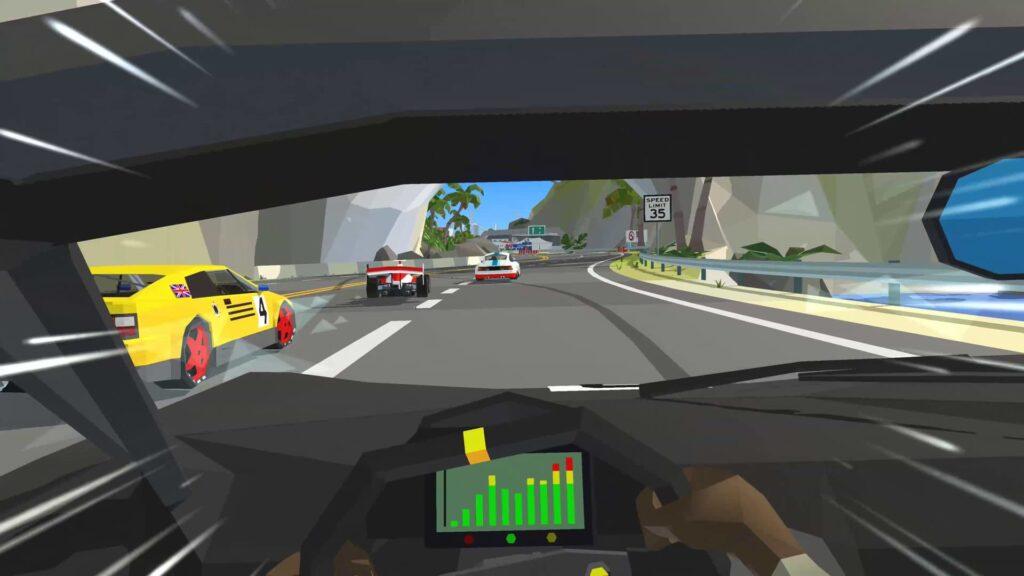 Hotshot Racing - Dashcam