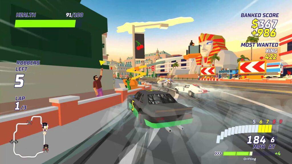 Hotshot Racing - Slide