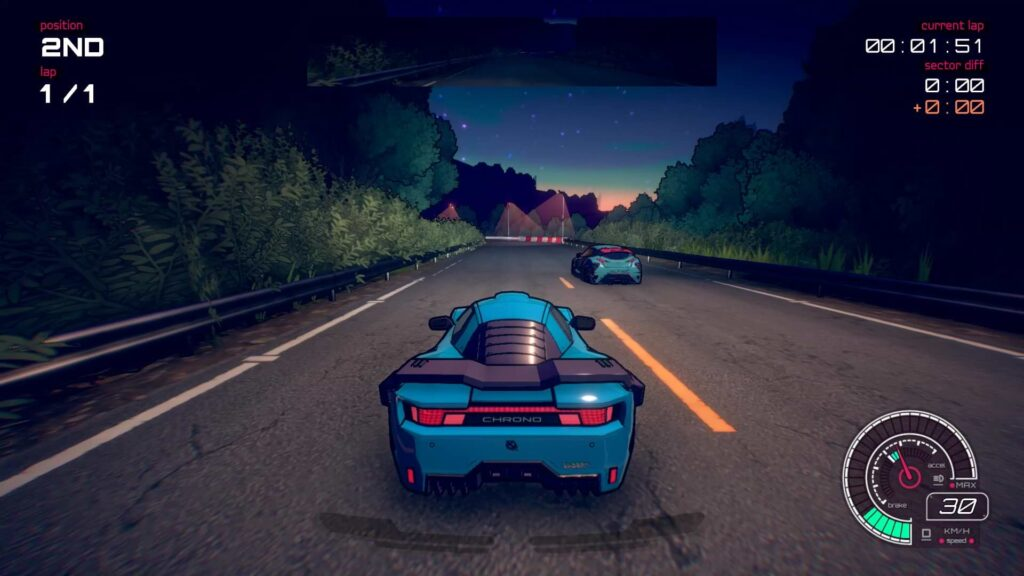 Inertial Drift - Third person
