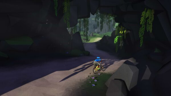Lonely Mountains Downhill DLC - Caveman