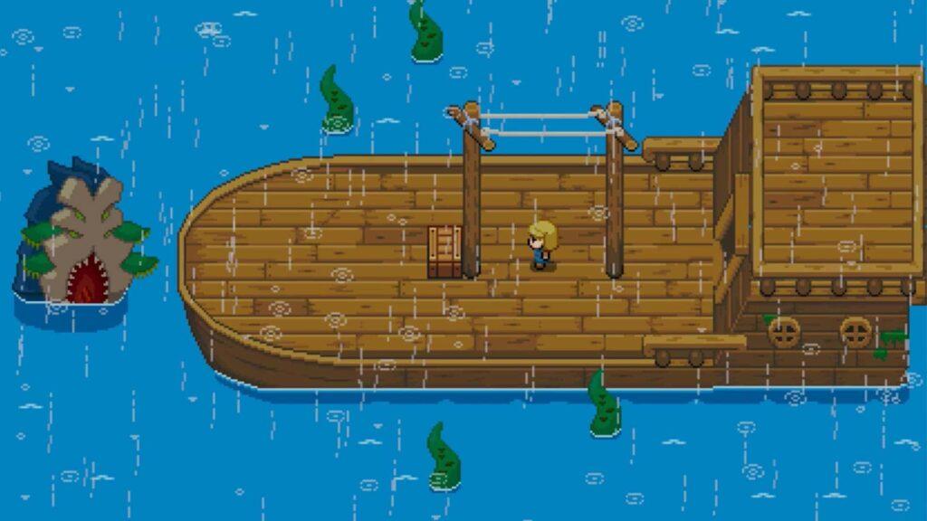 Ocean's Heart - Boot boat