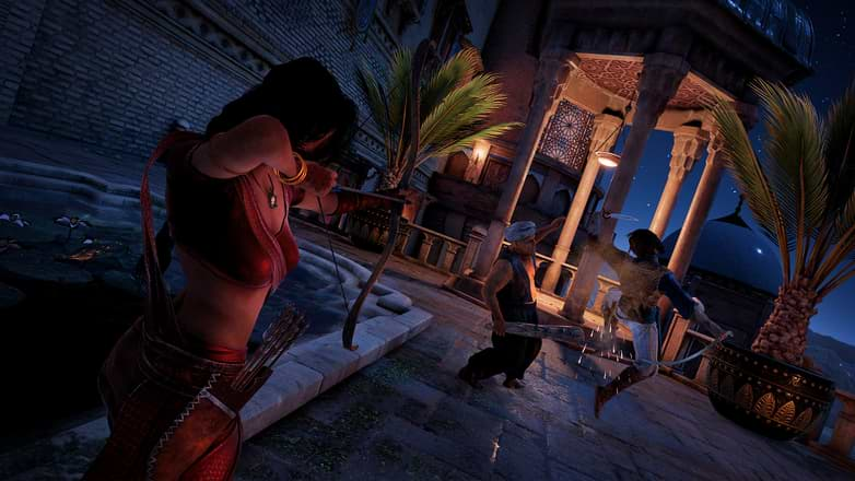 Prince of Persia- The Sands of Time Remake