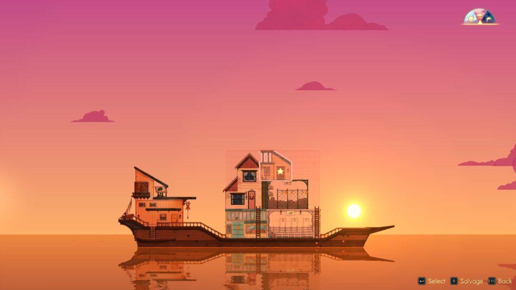 Spiritfarer - Sunset