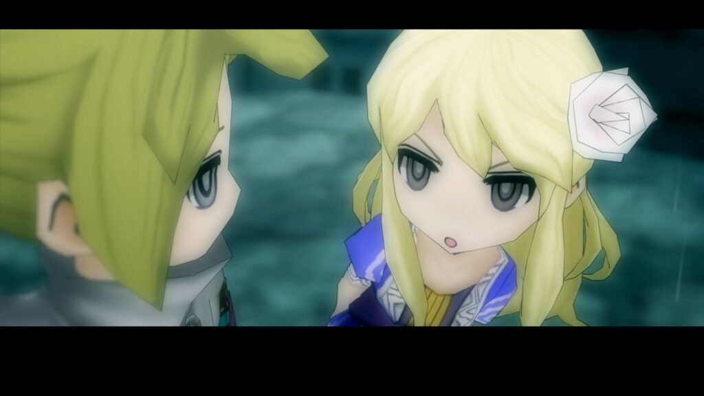 The Alliance Alive HD Remasterd - Not Zelda