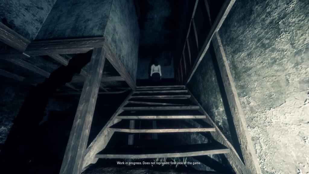 The Origin Blind Maid - Basement