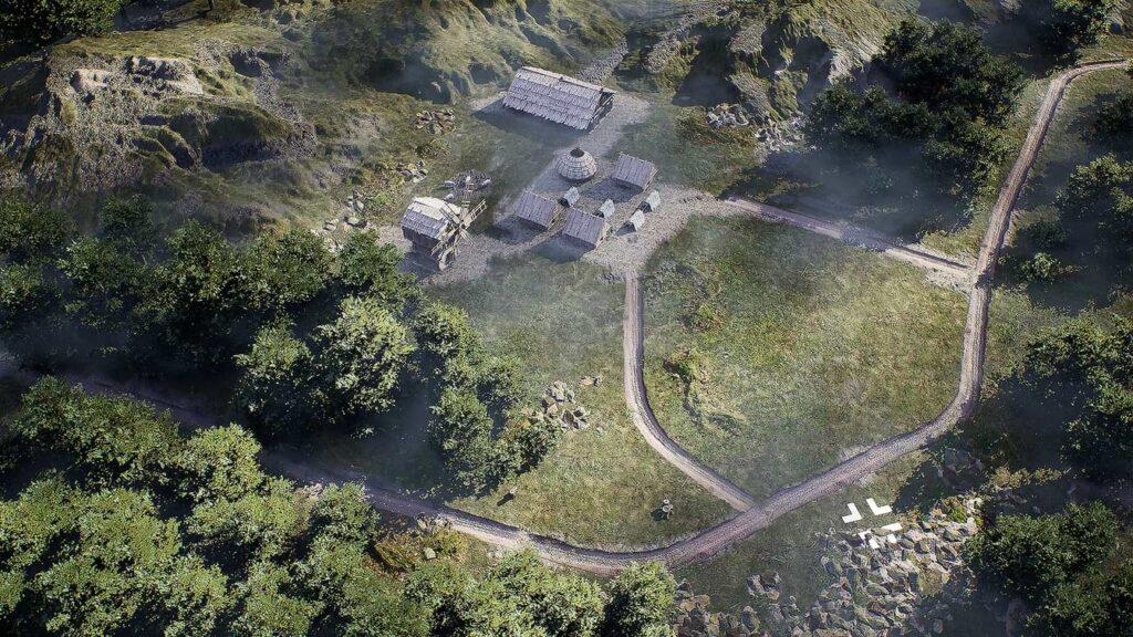 Viking City Builder - Floorplan