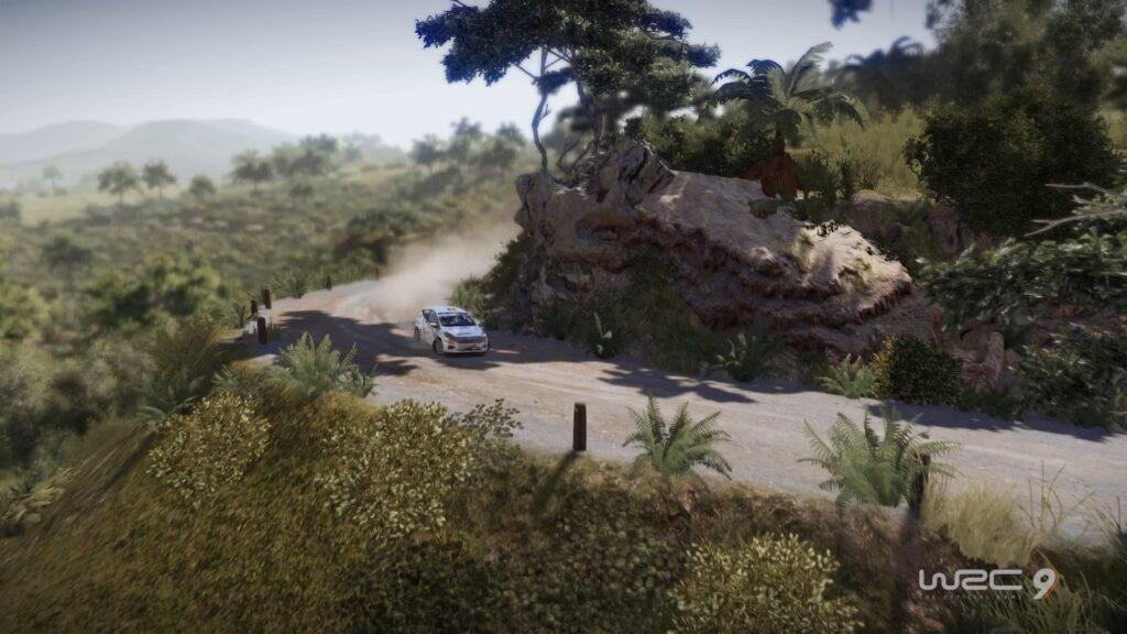 WRC 9 - Mini