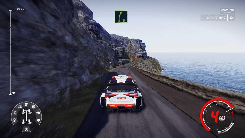 WRC 9 - Visit Wales