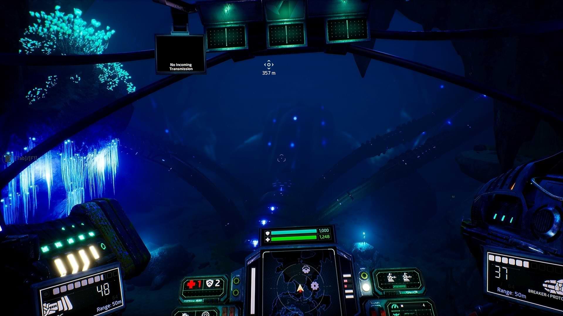 Aquanox Deep Descent - Coral
