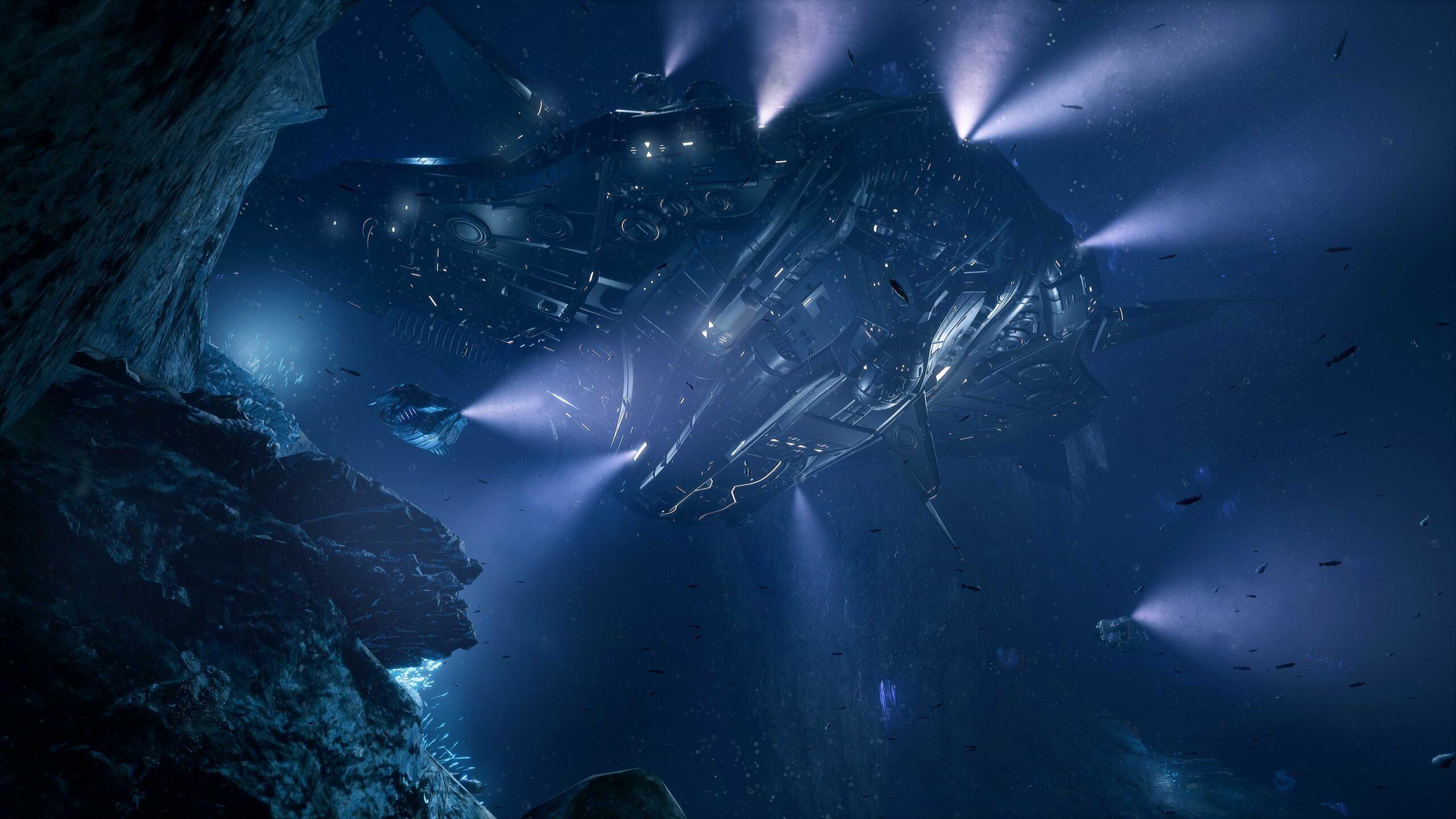 Aquanox Deep Descent - Mother