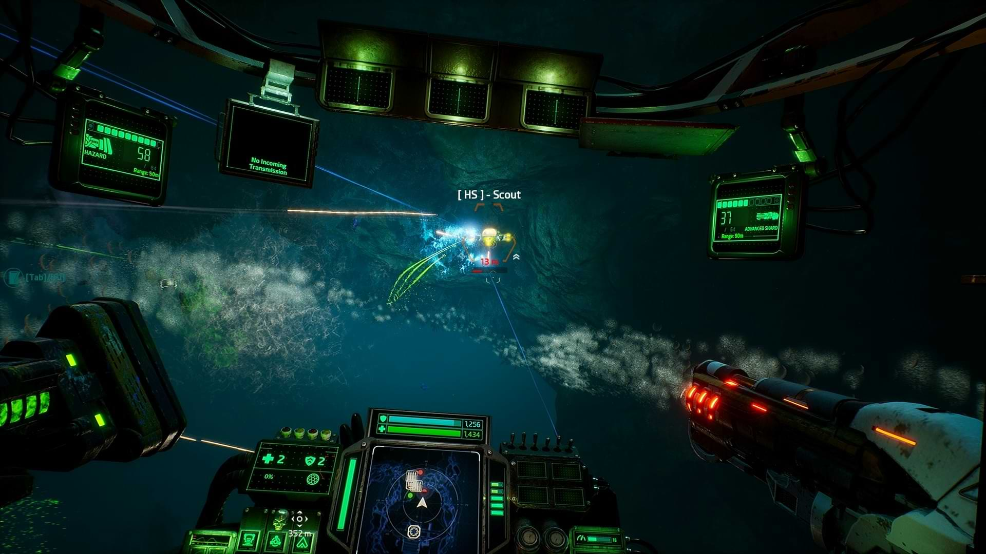 Aquanox Deep Descent - Scout