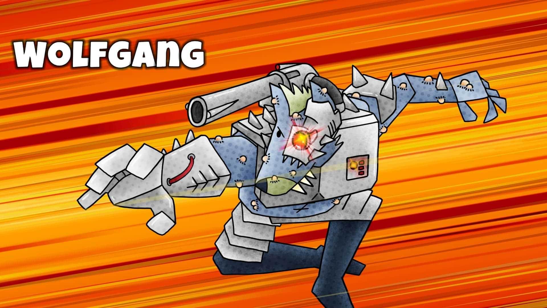 Cardpocalypse - Wolfgang