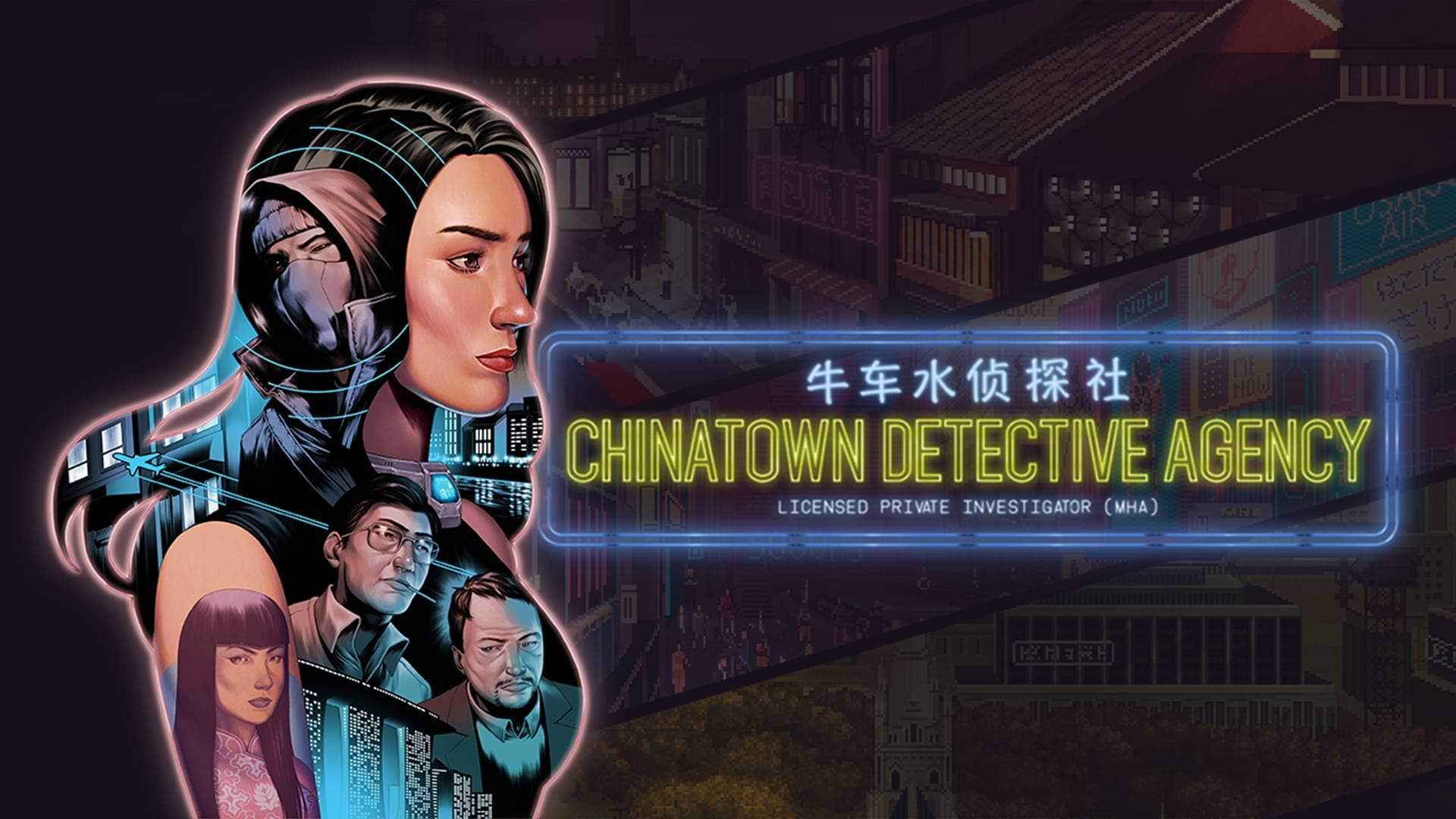 Chinatown Detective Agency Day One demo out now