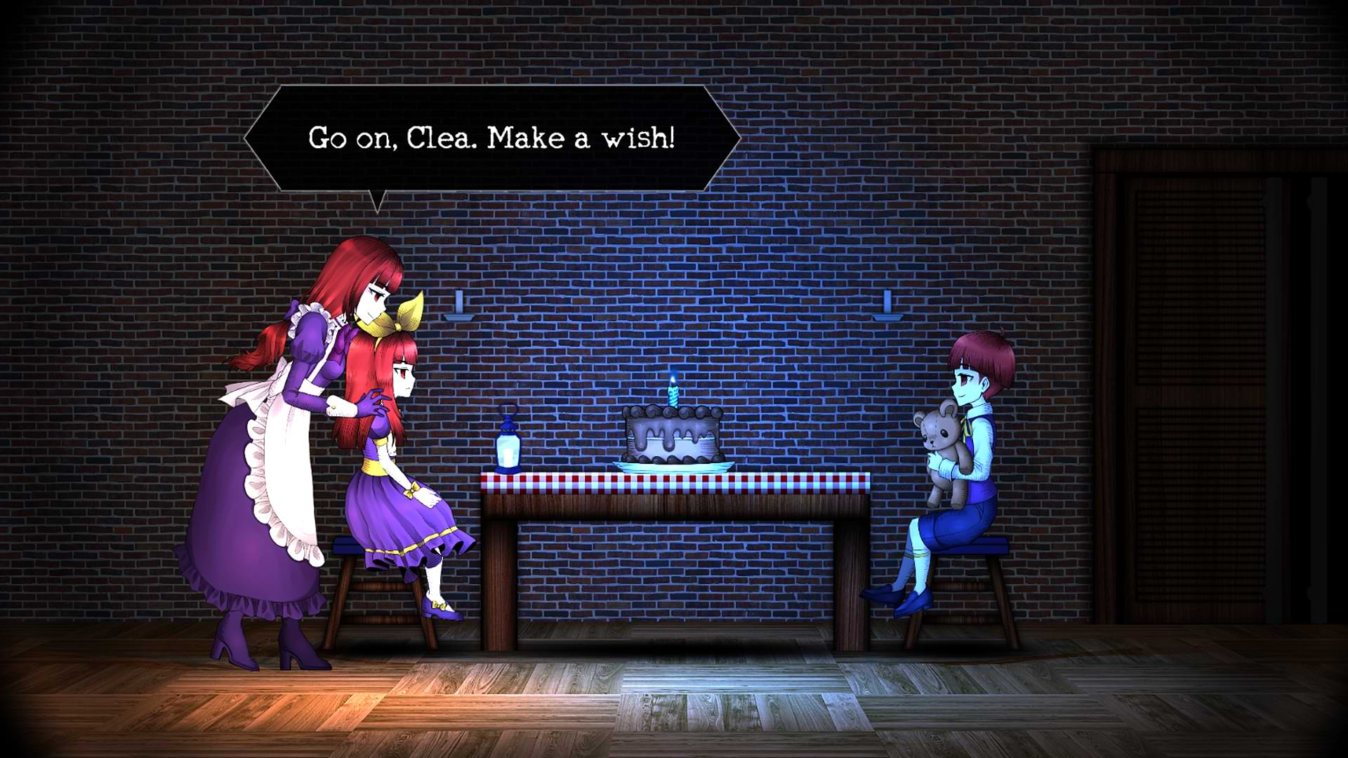 Clea - Birthday