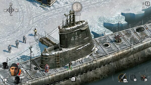 Commandos 2 HD Remaster On The Switch