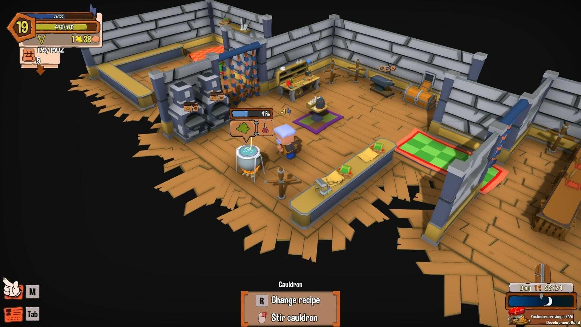 Craftlands Workshoppe - Workshoppe