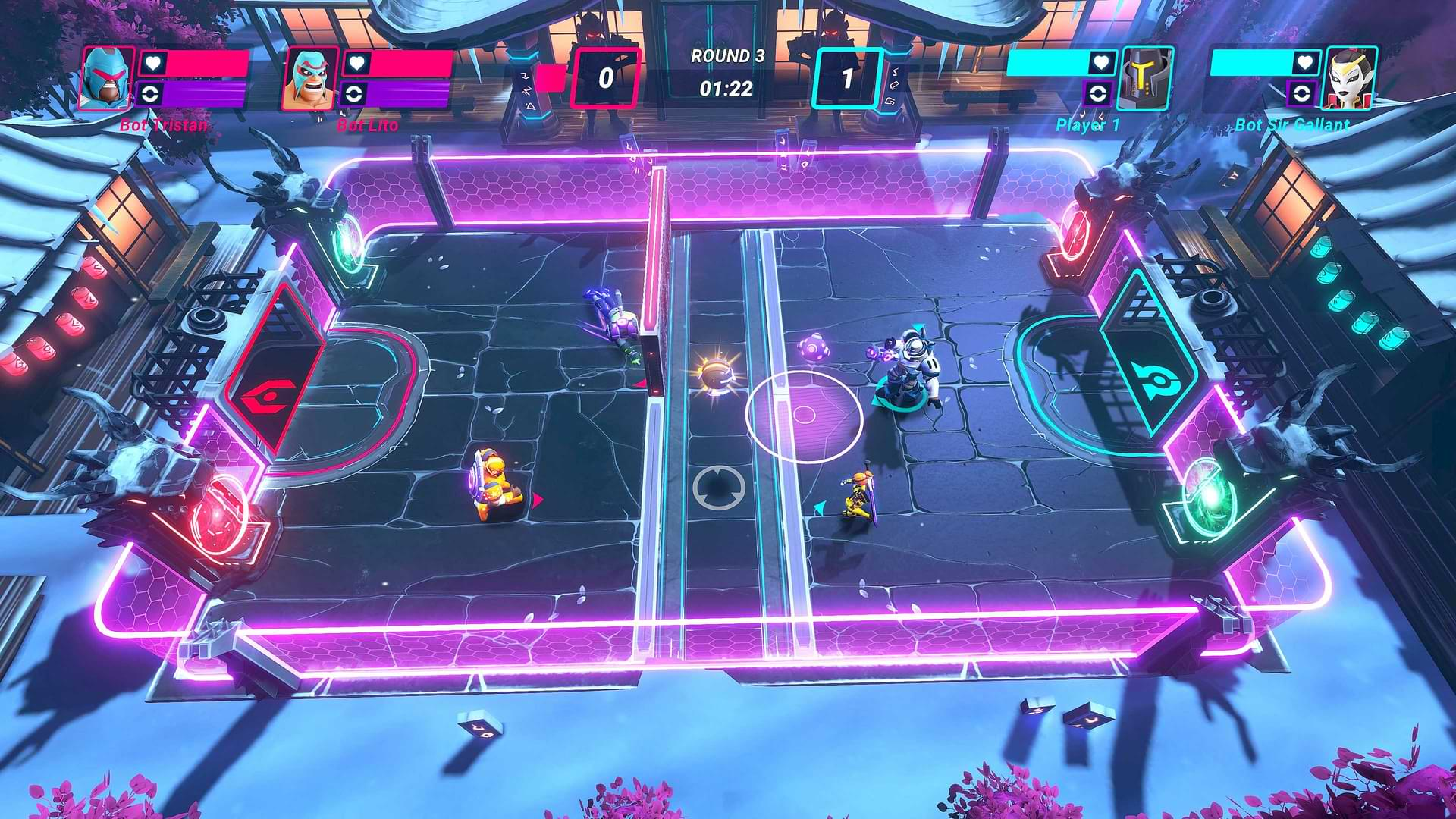 Hyperbrawl Tournament - Vibrant