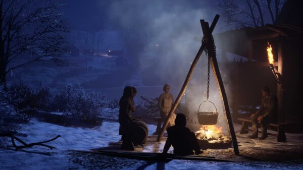 Medieval Dynasty - Camp