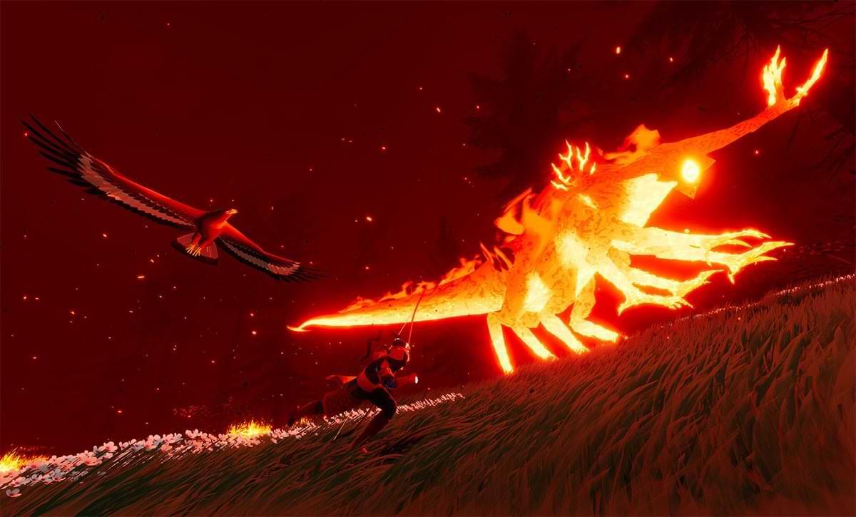 The Pathless - Hellfire