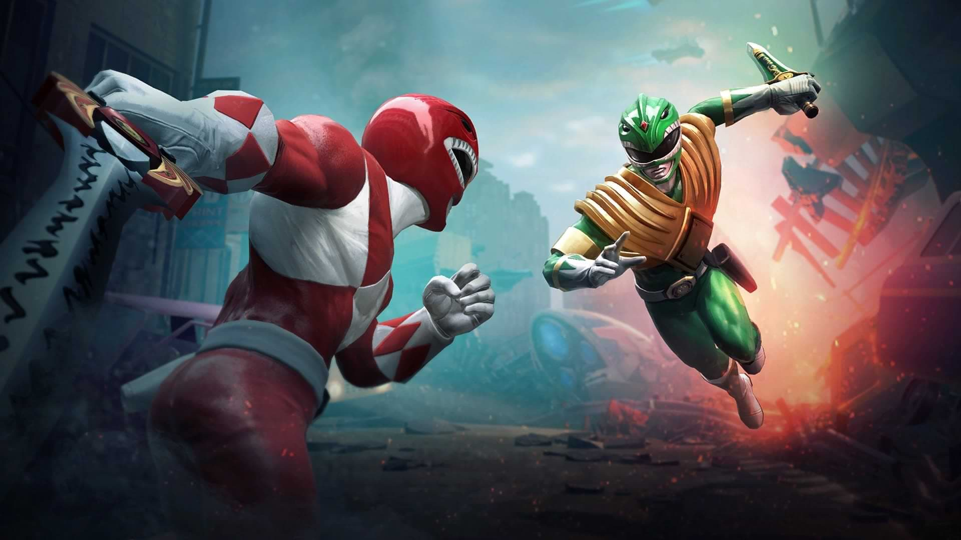 Power Rangers Battle for The Grid Review