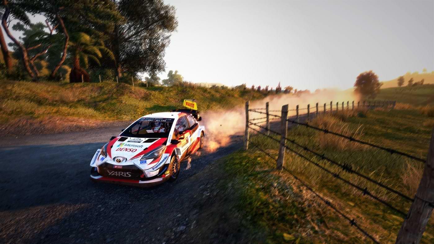 WRC 9 DLC