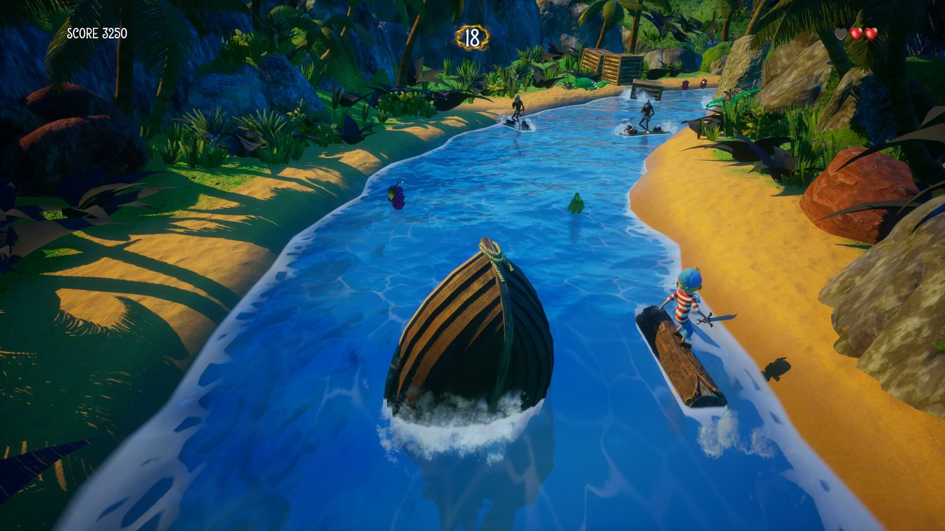 Captain Sabertooth and the Magic Diamond Switch Review
