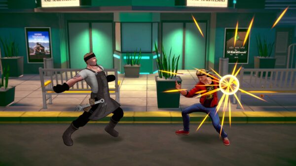 Cobra Kai The Karate Kid Saga Continues PS4 Review