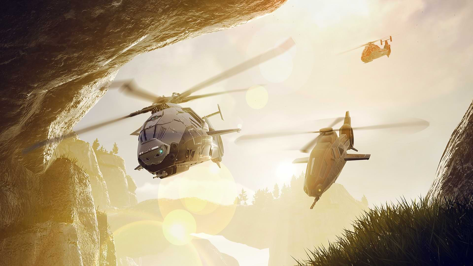 Comanche free multiplayer mode on Steam