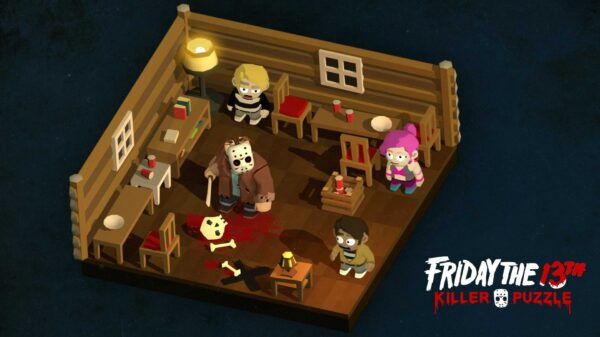 Friday the 13th Killer Puzzle on PS4