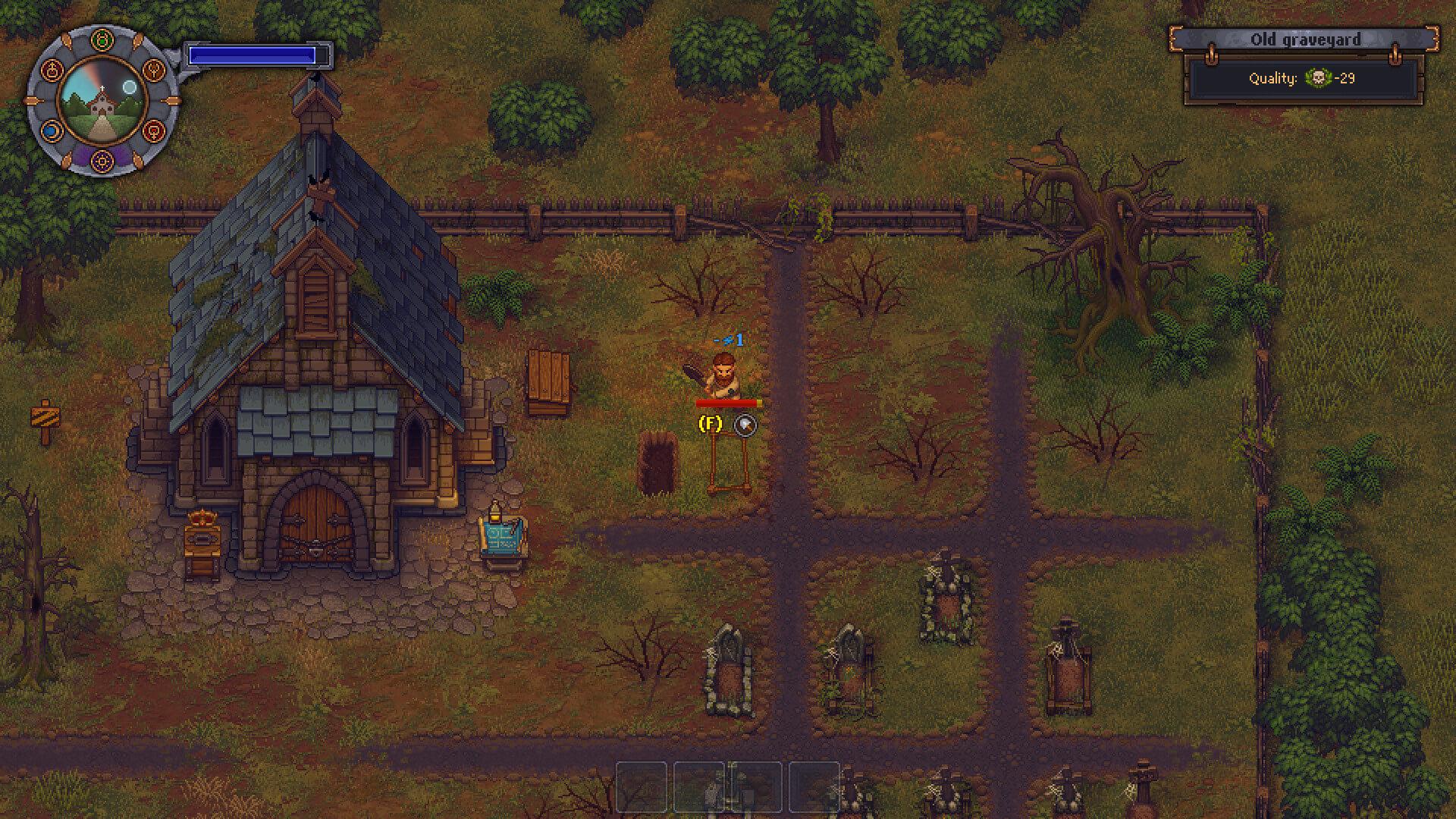 Graveyard Keeper - Game Of Crone - Feng shui
