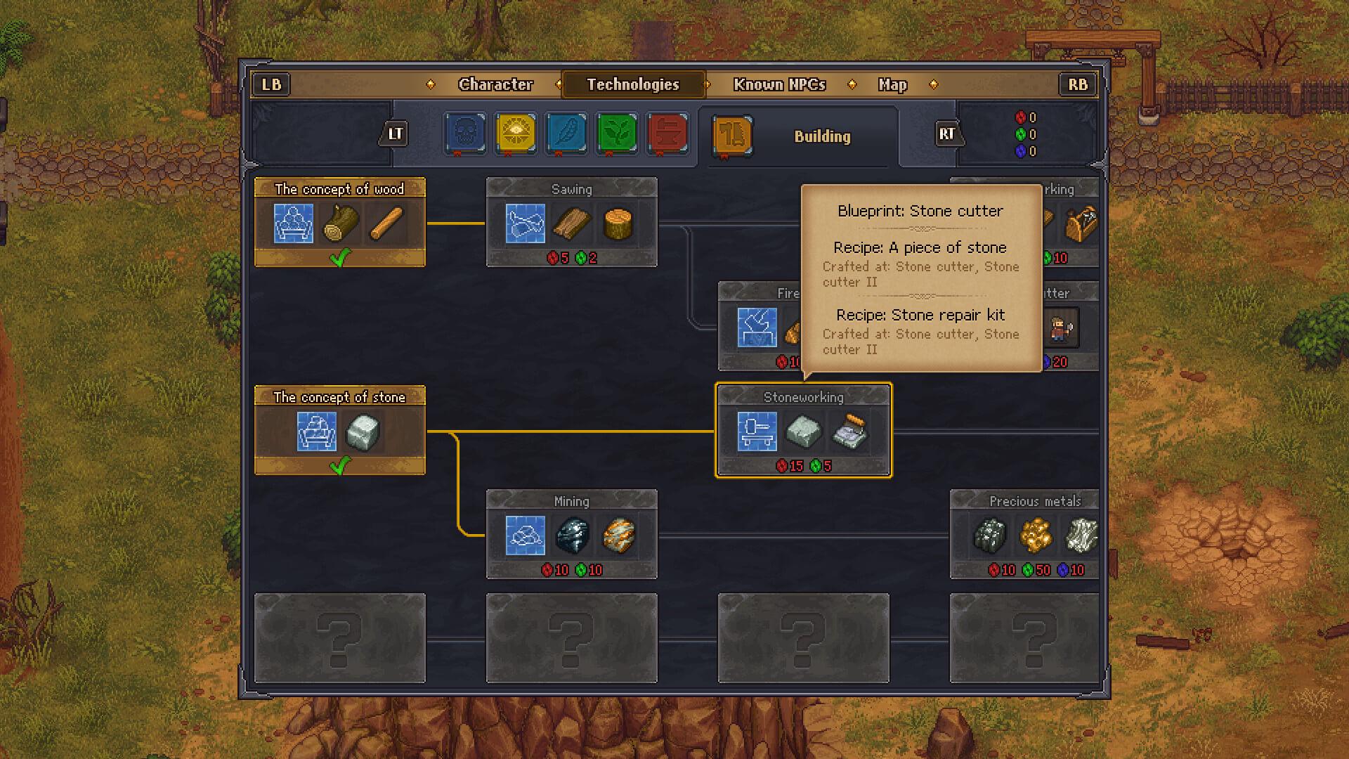 Graveyard Keeper - Game Of Crone - Tech