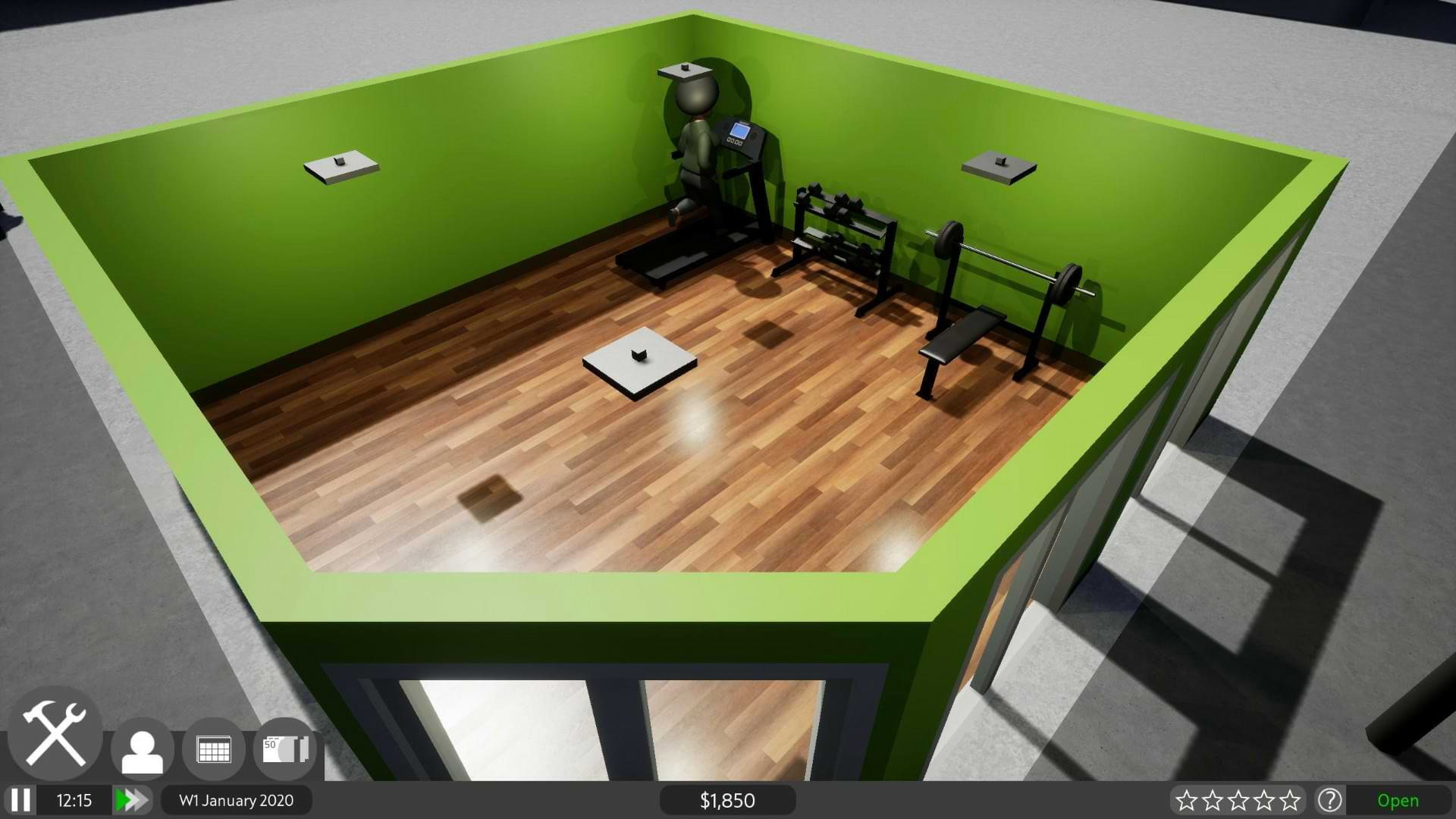 Gym Tycoon Early Access - Humble