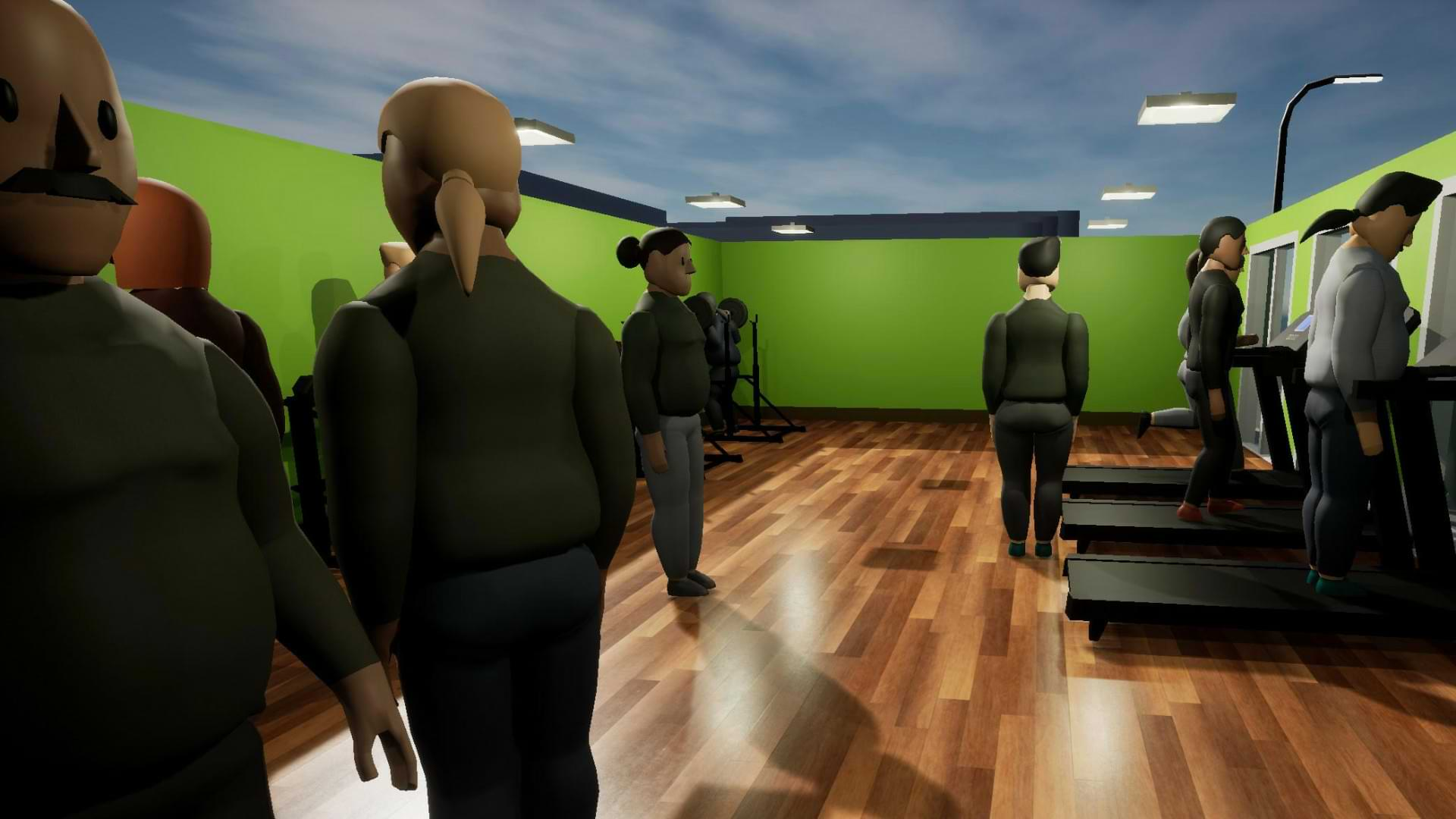 Gym Tycoon Early Access Review