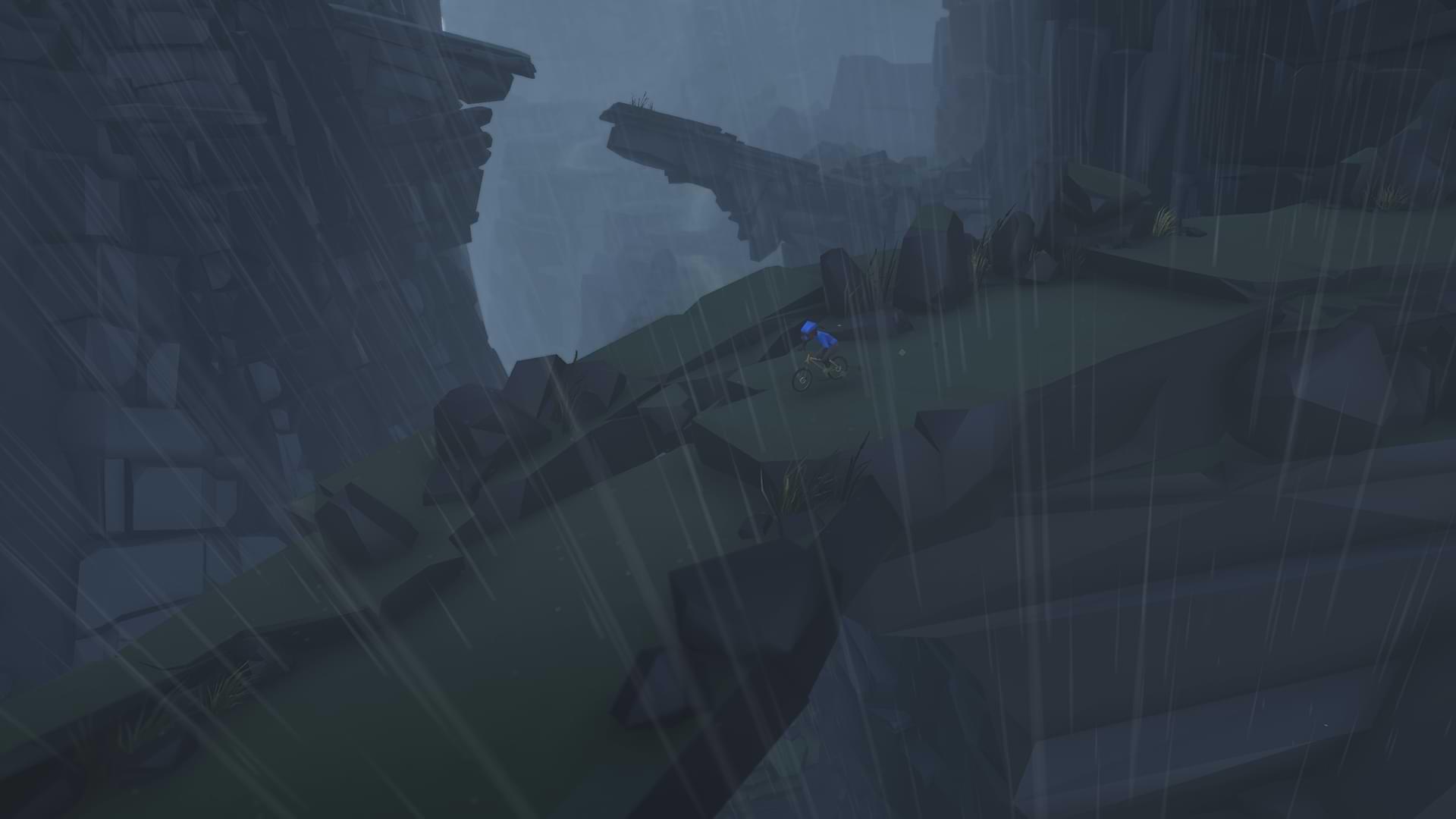 Lonely Mountains Downhill Eldfjall Island DLC - Weather