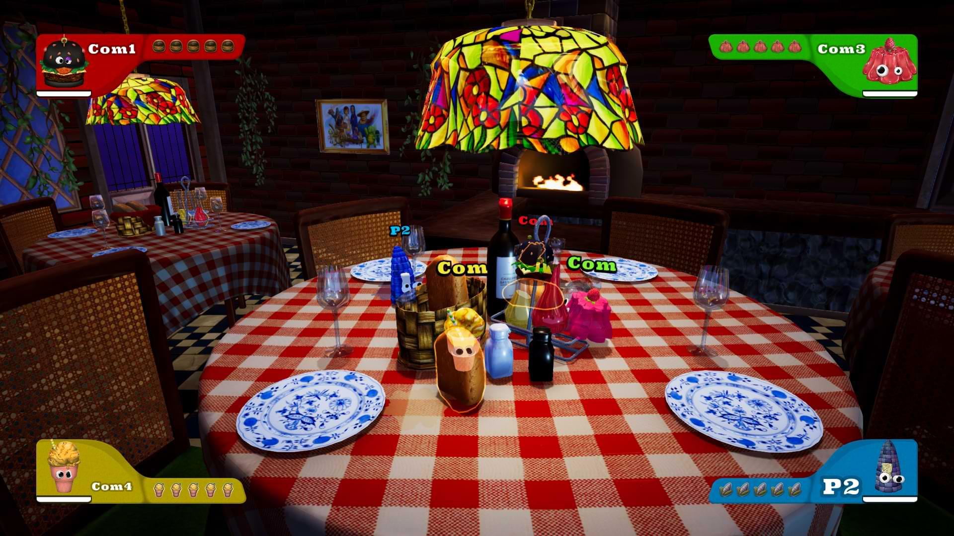 Lunch A Palooza - Dining