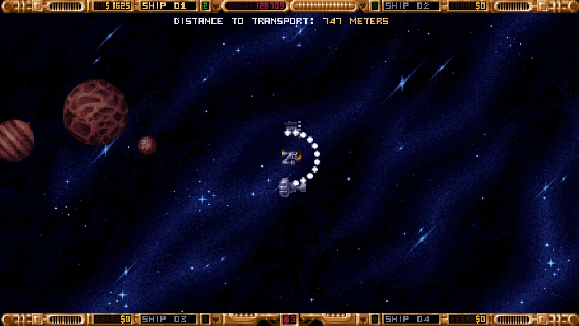 1993 Space Machine - Dinky